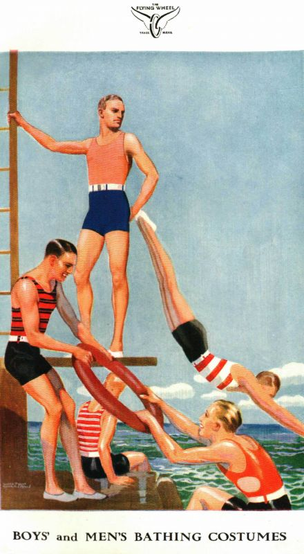 Swimming Costume Men