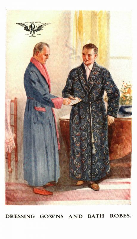 Mens Dressing Gowns and Bath Robes