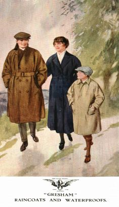 Gresham Raincoats and Waterproofs