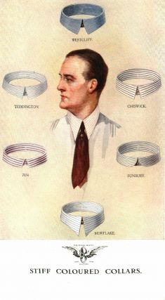 Stiff Coloured Collars