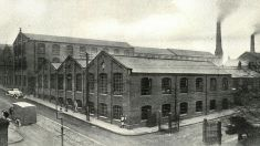 Heanor factory