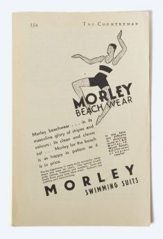 Morley swimwear advert